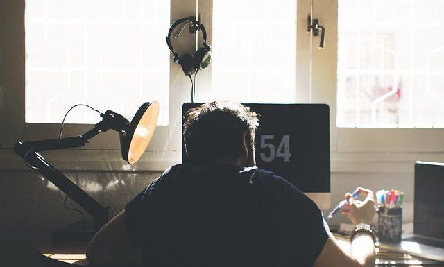 Lampa do biurka